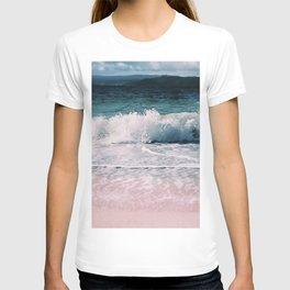 Crash into me (Samana Island Dominican Republic) T-shirt