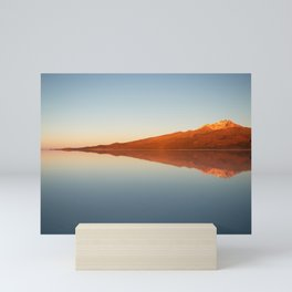 Salar De Uyuni Sunrise 5 Mini Art Print
