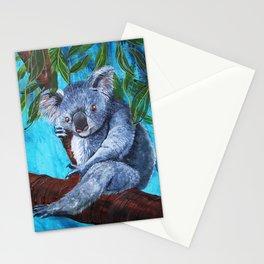 Koala-rama Stationery Cards