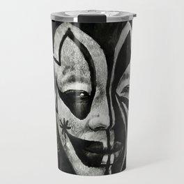 African beauty Travel Mug