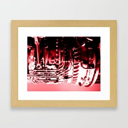 Lockheed Framed Art Print