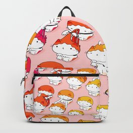 Cats Need Haircuts too! Backpack