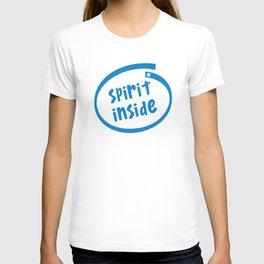 Spirit inside T-shirt