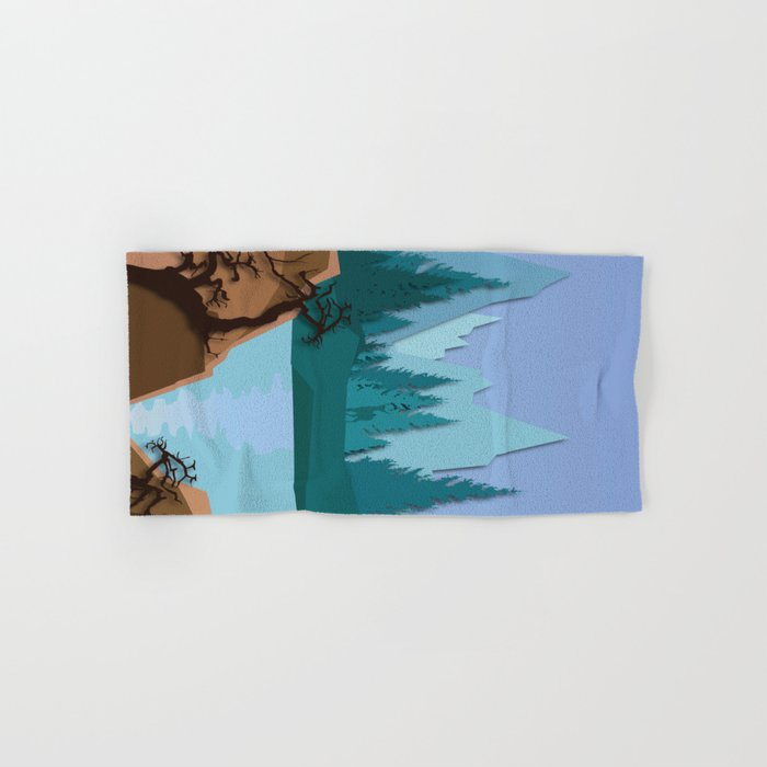 My Nature Collection No. 38 Hand & Bath Towel