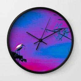UNNATURALLY  NATURAL Wall Clock