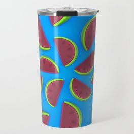 Watermelon Chew Candy Travel Mug