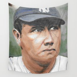 babe ruth Wall Tapestry