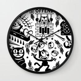 Felix The Cat Wall Clock