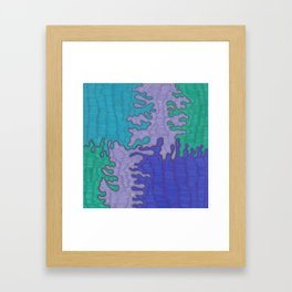 Instillation 13 Framed Art Print