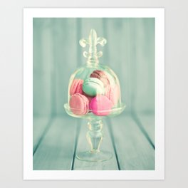 Glass Treasure Art Print