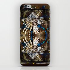 Lionfish iPhone & iPod Skin