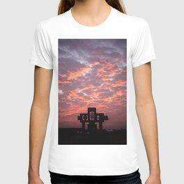 Mexican sunrise T-shirt