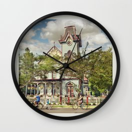 Setting Out Wall Clock