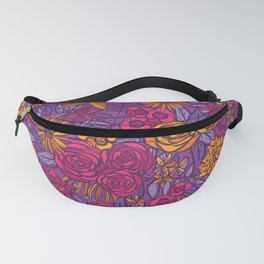 Midnight Oasis Fanny Pack