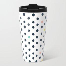 Happy dots Travel Mug