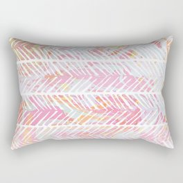 Afterglow Rectangular Pillow