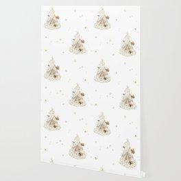 Spring Teepee Wallpaper