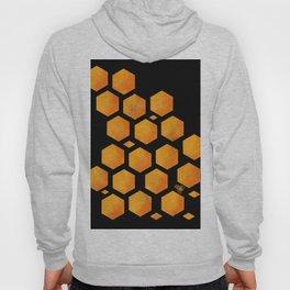 Bee in a Honeycomb Hoody