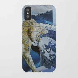 Different Worlds iPhone Case