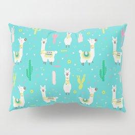 Llama Pillow Sham