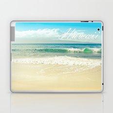 Hawaii Graphic Tropical Beach Decor Laptop & iPad Skin