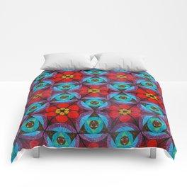 Kaleido Infinitum Comforters