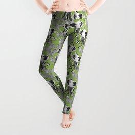 Safari - green Leggings
