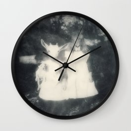 Caught In Your Own Dreaming Wall Clock