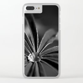 Water drop Clear iPhone Case
