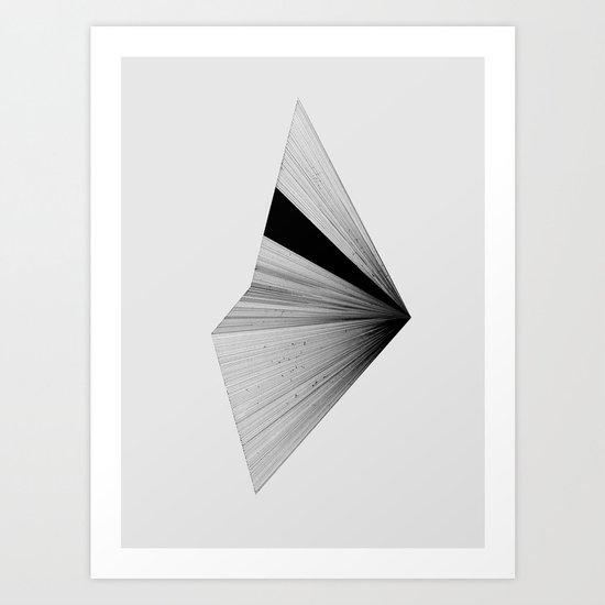 Half 2 Art Print