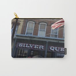 Silver queen Virgina city Nevada Carry-All Pouch