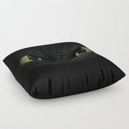 Toothless Floor Pillow