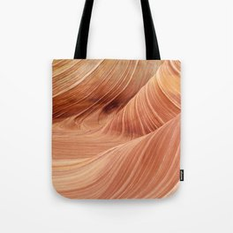 The Waves of the Coyote Buttes Tote Bag