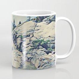 Kings Canyon, California Coffee Mug