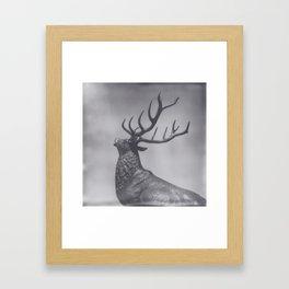 elken Framed Art Print