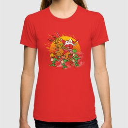 Xmas War T-shirt