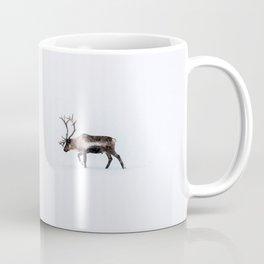 Love follows the reindeers Coffee Mug