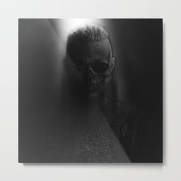 Ragnar | A legend welcomed to Valhalla Metal Print