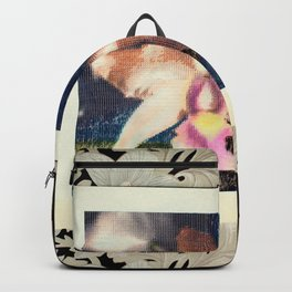 Not Your Usual Corsage Cattleya Backpack