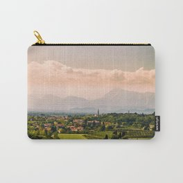 sunny spring day in the countryside Carry-All Pouch
