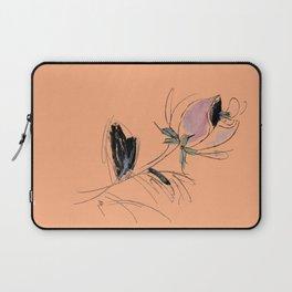 sketchy tulip Laptop Sleeve