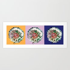Fantasy Fruit Art Print