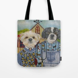 American Dogthic Tote Bag