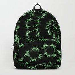 Green Sparkle Backpack