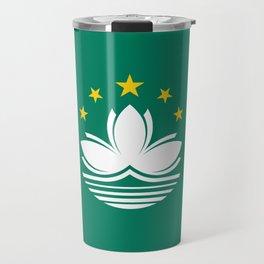 Flag of Macau Travel Mug