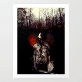 Drakkar Art Print