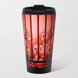 The Zoo [Red] Travel Mug