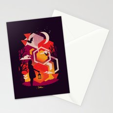 Illuminates Stationery Cards