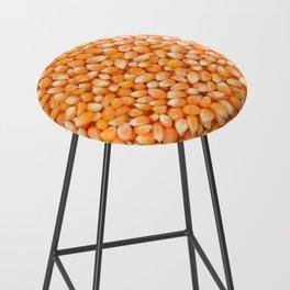 Popcorn maize Bar Stool