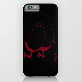 Ghosts with Hobbies iPhone Case
